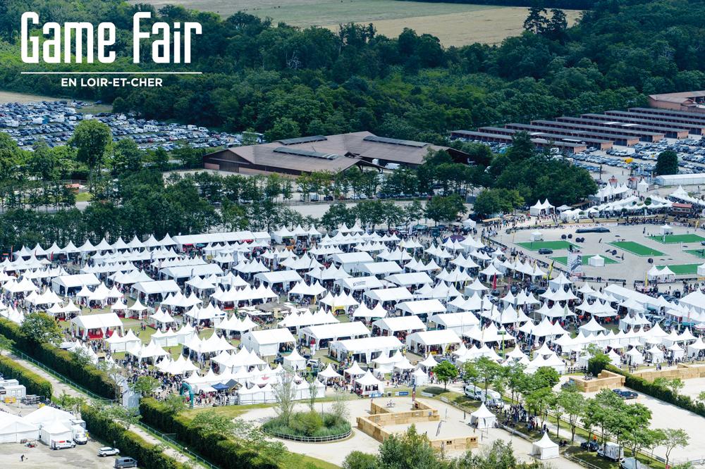 Publication1 Rendez vous au cœur de la Sologne pour la 36e édition du Game Fair!