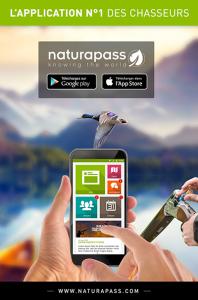 flyer Naturapass 1 198x300 Naturapass : le bilan de 2 années dutilisation pour la FDC77