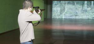 tir carabine dans le mille 300x142 Quand la technologie permet de sentraîner au tir