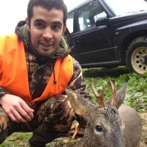 chasseur du dimanche 300x300 Portrait de Cédric Val, jeune passionné de chasse connecté
