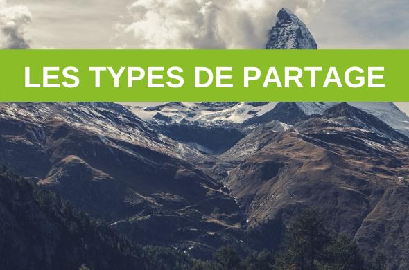 Astuces & idées n°2 - Les types de partage sur le mur Naturapass